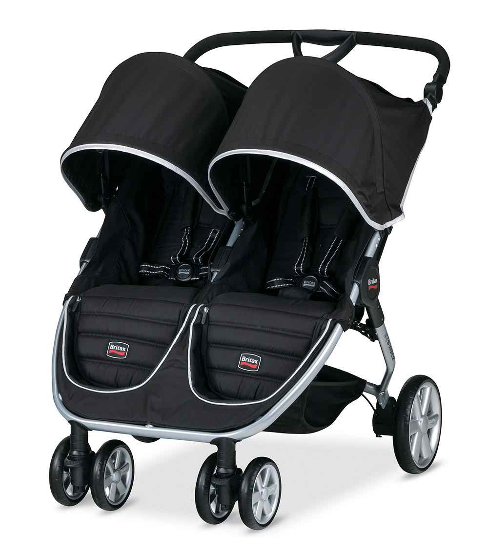 Britax B Agile Travel System Video Review