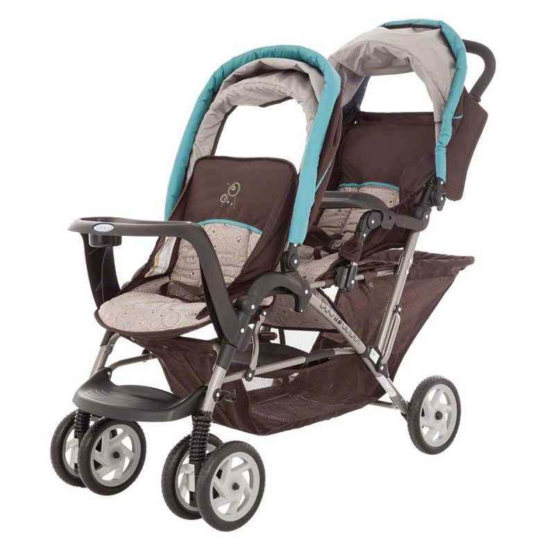 Graco Duoglider Classic Connect Stroller Review